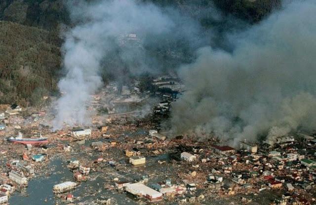 Tsunami – Japão 2011 - As melhores imagens da tragedia... Fotos-do-japao-9