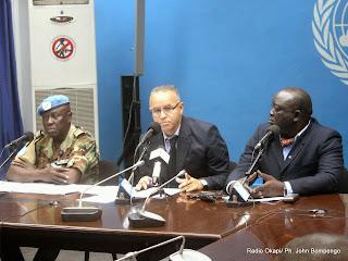La conférence de l'Onu du 10/09/2014 à Kinshasa. Radio Okapi/Ph. John Bompengo