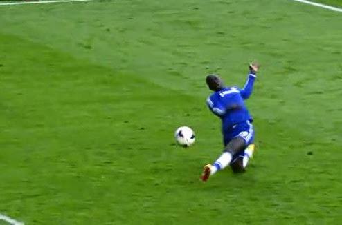 Ba, Chelsea - Sunderland