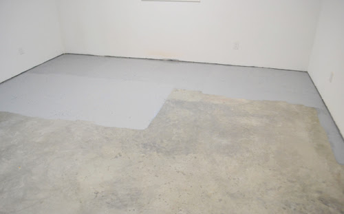 Basement Floor Epoxy Coating Ana White Woodworking Projects