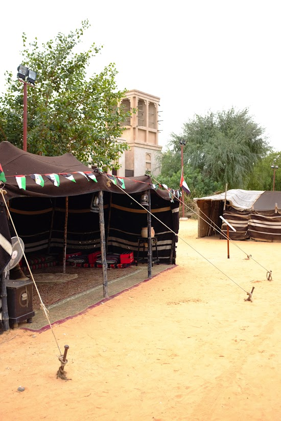 Weekend at Dubai Heritage Village