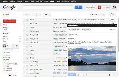 Gmail Verfassen