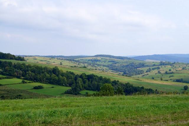 Na Węgierskim Szlaku, panorama,