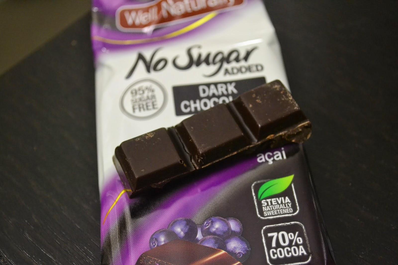 Acai Dark Chocolate