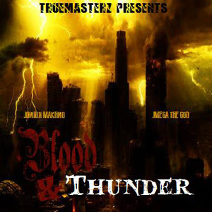 JMega & Junior Makhno - Blood & Thunder