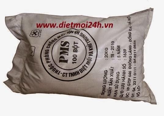 Thuốc phòng chống mối PMS 100 bột