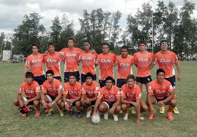 M17 Tucumán Campeón Argentino Juvenil 2013