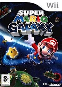 Jaquette du jeu Super Mario Galaxy