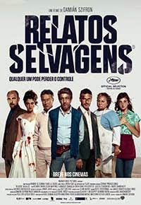 Baixar Filme Relatos Selvagens Legendado Torrent