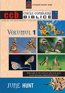 Cheile Consilierii Biblice volumul I, de June Hunt