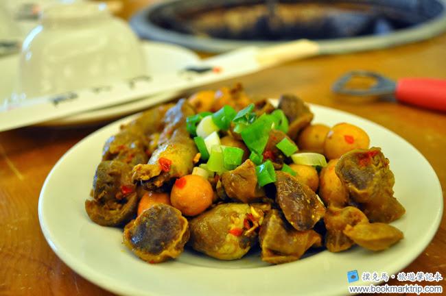 黑公雞風味餐廳餐前小菜