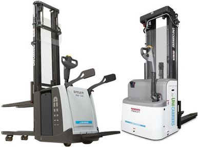 Xe nâng Stacker Nissan Unicarriers