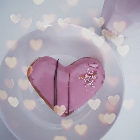 donut, donitsi, pink, vaaleanpunainen, creme, pomada, arnolds, herat, sydän, valentines day, ystävänpäivä, yum, herkku, sweet, hearts,