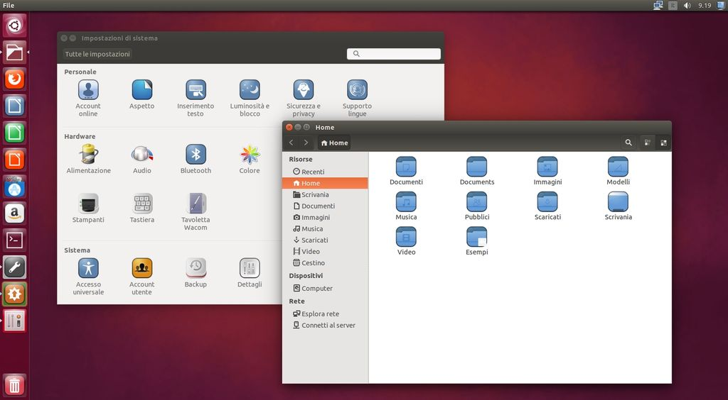 Potenza Icons in Ubuntu