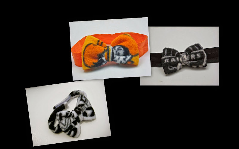 Bowties/Bowtie Headbands