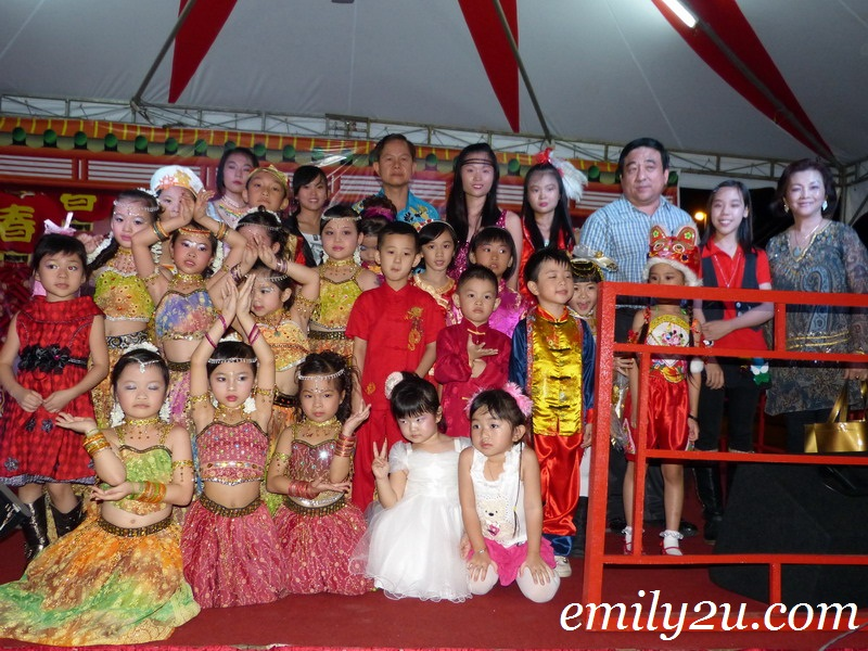 kids Chinese New Year programme