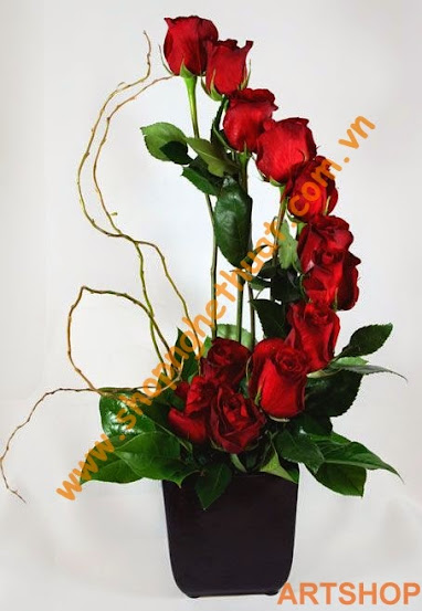 8 c ch c m hoa h ng n gi n m p chuy n b n bu n nguy n li u l m hoa - Best dried flower arrangements a colorful winter ...