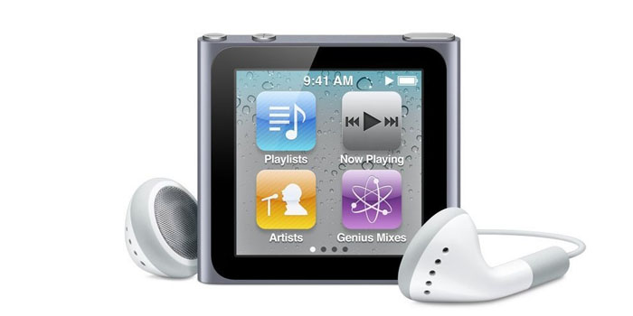 Apple iPod nano 8 GB Graphite (6th Generation) NEWEST MODEL:Your New Best Friends!