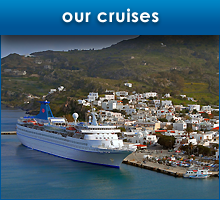 our cruises
