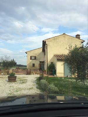 Podere La Marronaia Farmhouse, Località Strada, San Gimignano, Siena, Italy