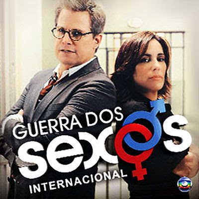 Download - CD Trilha Sonora Novela Guerra Dos Sexos - Internacional
