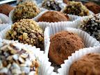 Eggless Chocolate Truffles