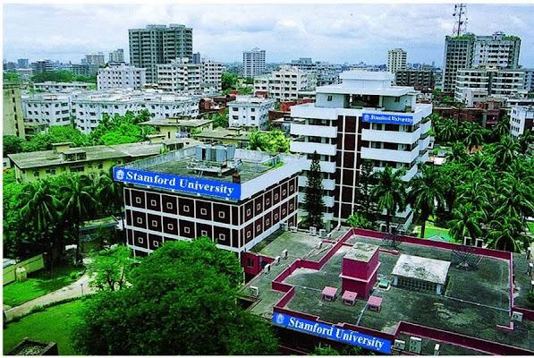 Stamford University Bangladesh, 51 Shiddheswari Road, Dhaka 1217, Bangladesh