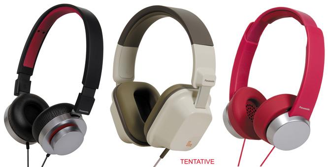 Geek style musica e moda con panasonic miss pandamonium for Panasonic cuffie