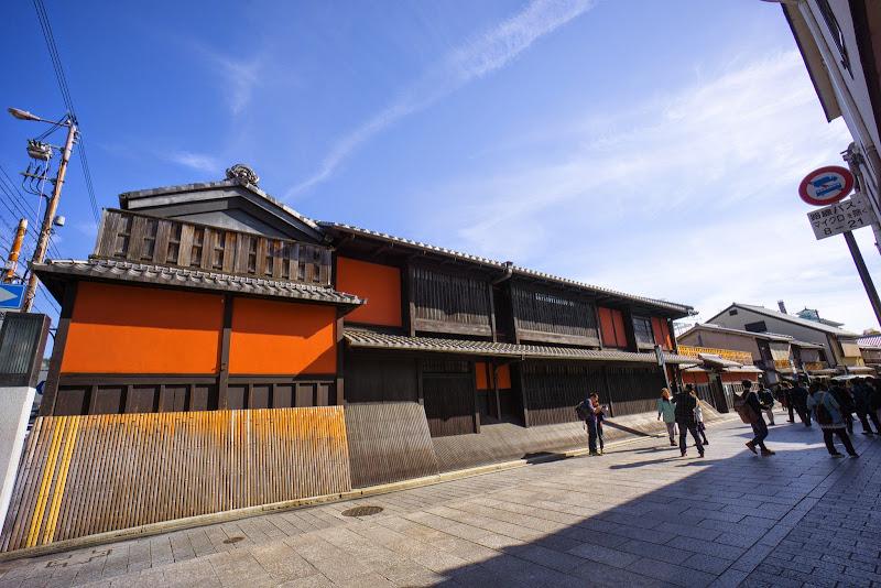 京都 祇園 花見小路 写真