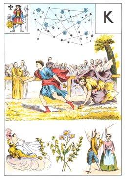 La Sibylle des salons (1827) ► Grandville (illustrations) - Page 3 Tr%252525C3%252525A8fle%25252BValet