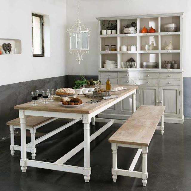 Crazy for maison du monde cottagestyleblogs - Maison du monde cocina ...