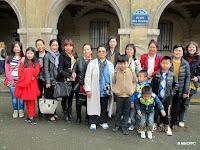 Sortie famille à la Maison de Victor Hugo