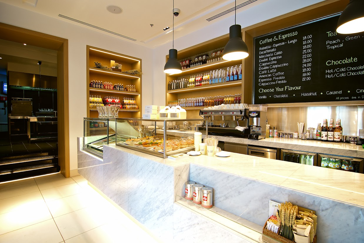 whEAT cafe, bakery and bistro at Le Royal Meridien in Abu Dhabi