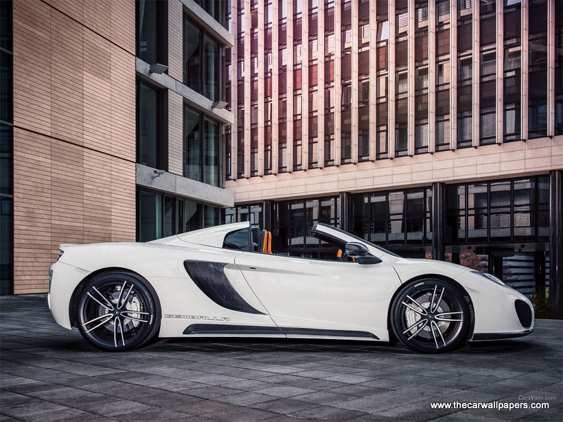 MCLaren MP4-12C Spider by Gemballa 2013