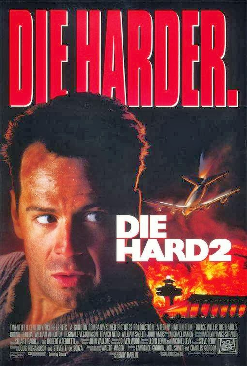 Poster Of Die Hard 2 (1990) Full Movie Hindi Dubbed Free Download Watch Online At Alldownloads4u.Com