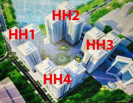 Mua bán căn hộ chung cư hh3 Linh Đàm giá rẻ (hh3a-hh3b-hh3c) được hỗ trợ vay vốn