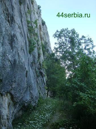 Горная Стена Восточная Сербия