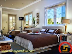Mẫu nội thất  căn hộ SMF705