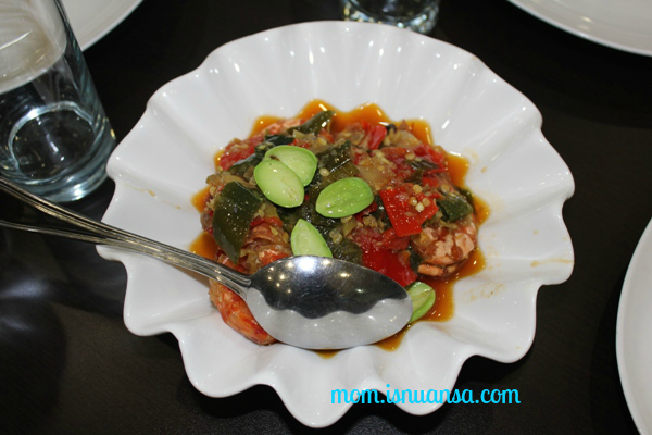 Tauco Udang Pete Puang Oca