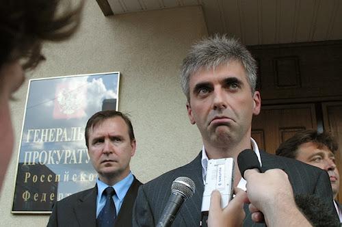 Невзлин накануне Ходорковского