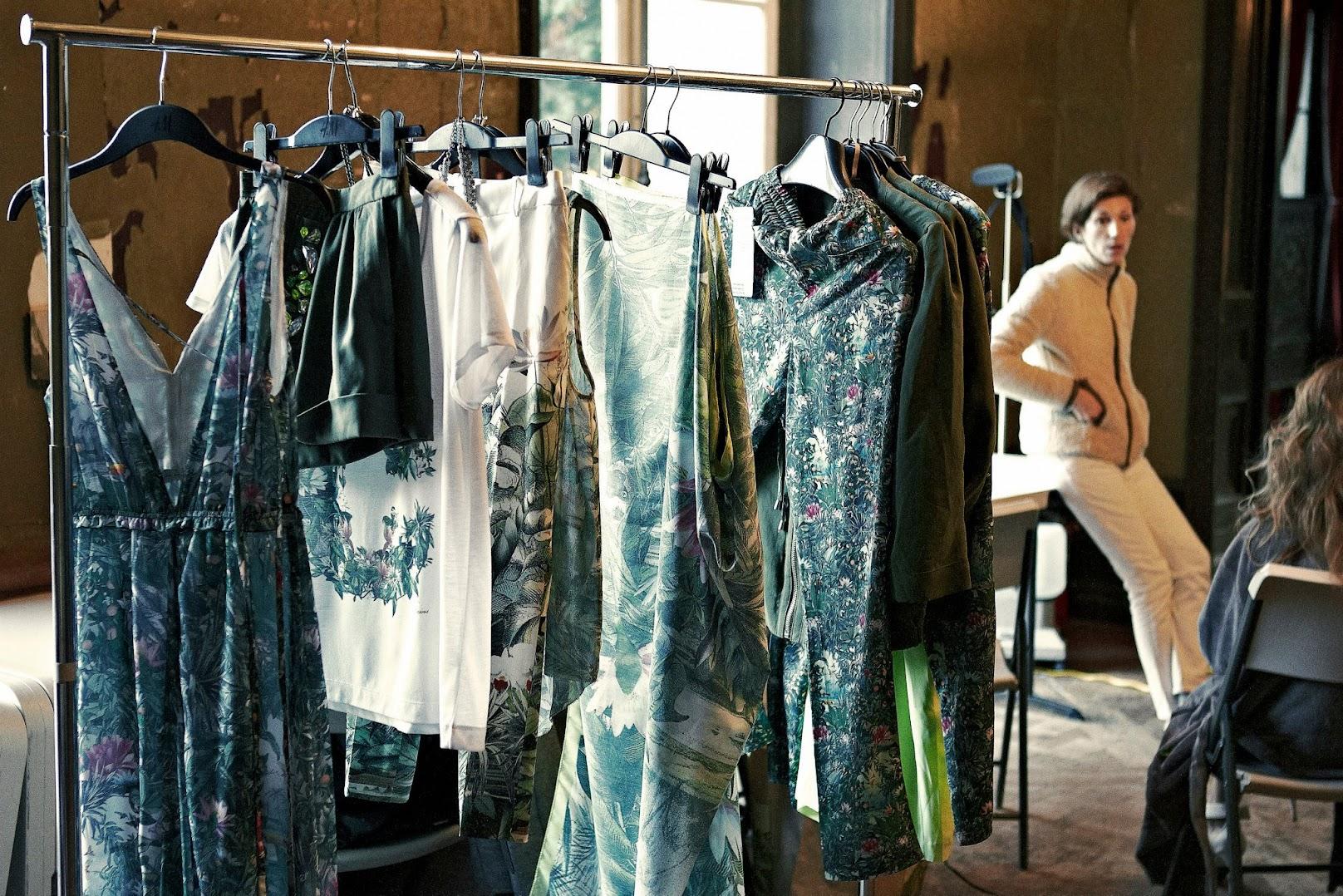*H&M 新一季Conscious collection:牙縫美人Vanessa Paradis擔綱形象拍攝! 3
