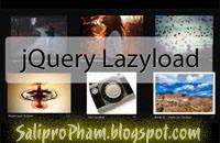 Hiệu ứng load ảnh tuần tự bằng jQuery, LazyLoad Plugin cho Blogger