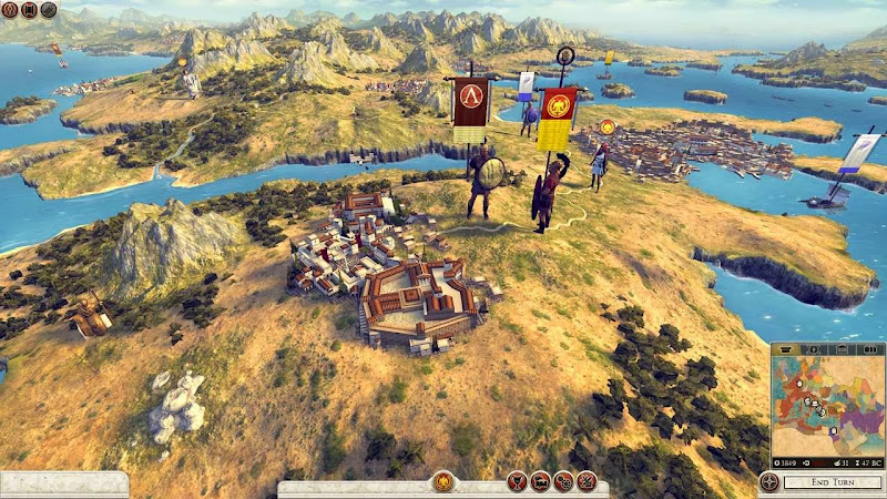 Total War: Rome II (2013) Full PC Game Resumable Direct Download Links and Rar Parts Free
