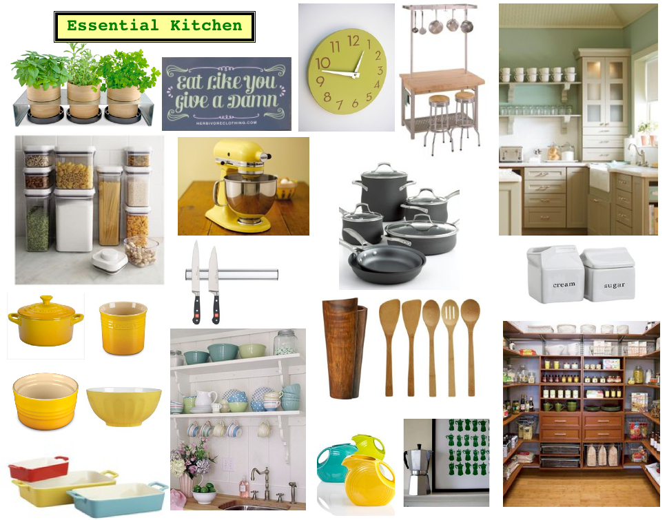 Mood Board Monday Our Kitchen
