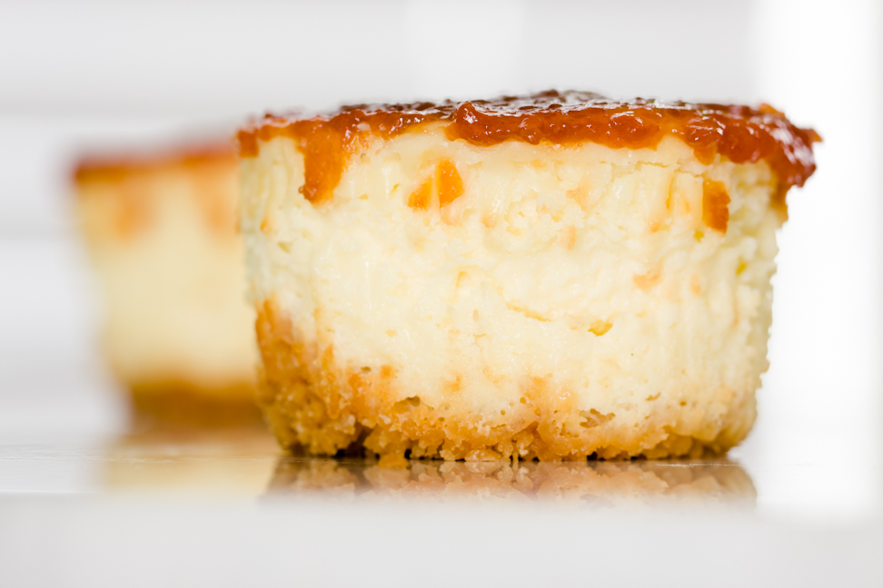 Quince, Manchego, and Ritz Cheesecake Cupcakes | Cupcake Project