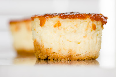 Quince, Manchego, and Ritz Cheesecake Cupcakes