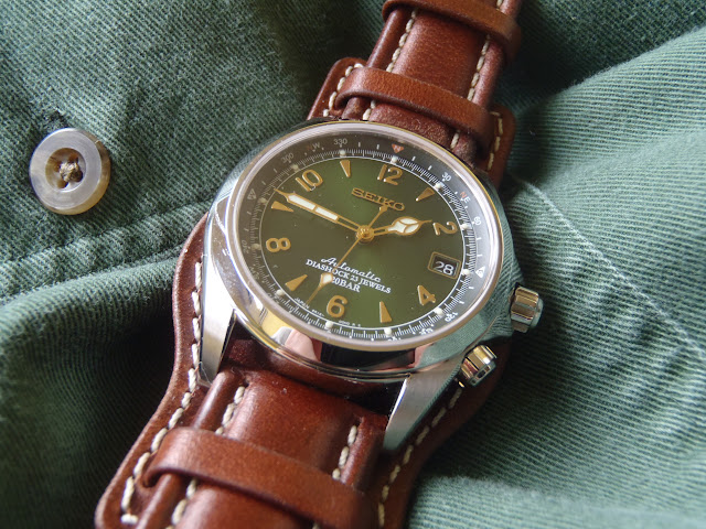 What makes the Seiko Alpinist so special?