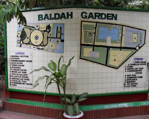 Baldah Garden