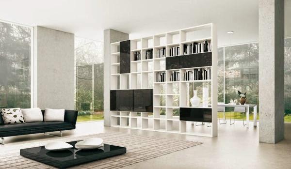 Model 6 desain ruang tamu rumah minimalis kontemporer 2015