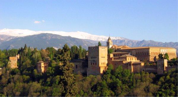El Alhambra de Granada